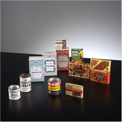 Miniatures - Group Photographs - Kiddicraft Miniatures - Sugar & Deserts Group - http://www.hilarypagetoys.com