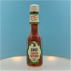 Miniatures - Bottles - Chef Tomato Ketchup (B5) - http://www.hilarypagetoys.com