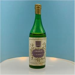 Miniatures - Bottles - Gilbey's Chablis (B10-GC) - http://www.hilarypagetoys.com