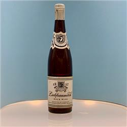 Miniatures - Bottles - Gilbey's Liebfraumilch (B15-GL) - http://www.hilarypagetoys.com