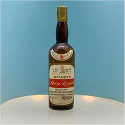 Miniatures - Bottles - Gilbey's Spey Royal Whisky (B14) - http://www.hilarypagetoys.com