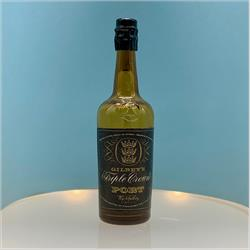 Miniatures - Bottles - Gilbey's Triple Crown Port (B12-GP) - http://www.hilarypagetoys.com