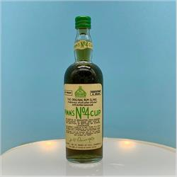 Miniatures - Bottles - Pimm's No.4 Cup (B70-PF) - http://www.hilarypagetoys.com