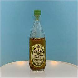 Miniatures - Bottles - Rose's Lime Juice Cordial (B27) - http://www.hilarypagetoys.com