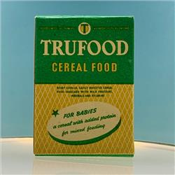 Miniatures - Cartons - Trufood Cereal (C48) - http://www.hilarypagetoys.com