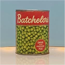 Miniatures - Tins - Batchelor's Dwarf Processed Peas (T3) - http://www.hilarypagetoys.com