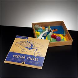 1963-1977 ~ 2-, 3-, 4-,5- & 6- Prefix Ref. No's - 5-151 English Village - http://www.hilarypagetoys.com
