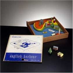 1963-1977 ~ 2-, 3-, 4-,5- & 6- Prefix Ref. No's - 5-153 English Harbour - http://www.hilarypagetoys.com