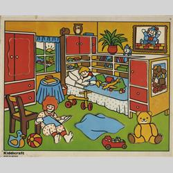 1963-1977 ~ 2-, 3-, 4-,5- & 6- Prefix Ref. No's - 5-158 See Inside Jigsaw - In my bedroom - http://www.hilarypagetoys.com