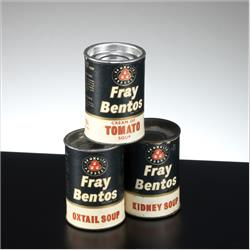 Miniatures - Group Photographs - Kiddicraft Miniatures - Fray Bentos Group - http://www.hilarypagetoys.com