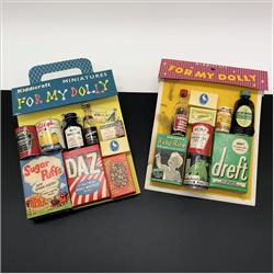 1963-1977 ~ 2-, 3-, 4-,5- & 6- Prefix Ref. No's - 6-386 Miniatures - For My Dolly - http://www.hilarypagetoys.com